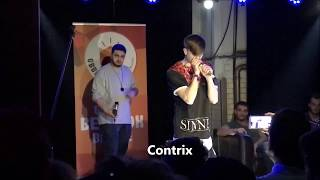 Best of Seven to Smoke | Grand Beatbox Battle '17 | Elimination