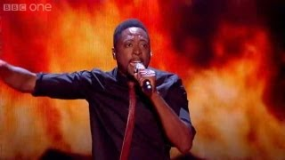 The Voice UK 2013 | Matt Henry performs 'Girl On Fire' - The Live Semi-Finals - BBC One