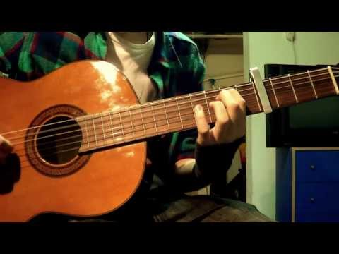 Little Knife - Ian Clement (guitar cover)