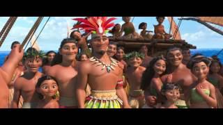 """Moana: Un mar de aventuras - Clip Musical """"We know the way"""""""