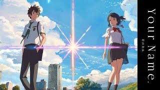 Your Name - Trailer [English dubbed]