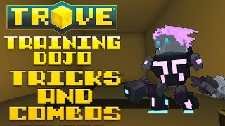 Trove - Tips and Tricks!: How to use the Neon Ninja!