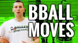 The OFFICIAL Basketball Moves Compilation: 30+ Moves!