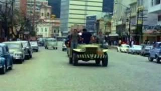 Geração Bendita o primeiro filme hippie do Brasil - Nova Friburgo