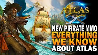 Everything We Know About The New Massive Pirate MMO Atlas