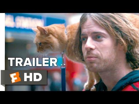 Xxx Mp4 A Street Cat Named Bob Official Trailer 1 Joanne Froggatt Luke Treadaway Movie HD 3gp Sex