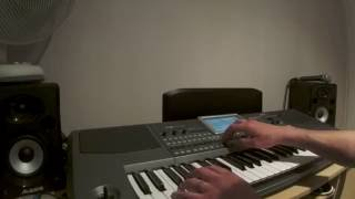 Dance Music Production on the KORG pa900