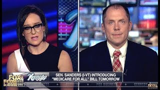 Fox Business' Idiotic Anti-'Medicare for All' Segment Will Make Your Head Hurt