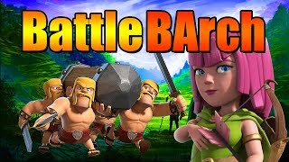 TH9 BATTLE BARCH Live Stream!  Battle Ram Strategies & Tactics | Clash of Clans