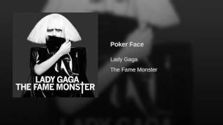Lady Gaga - Poker Face (Audio)