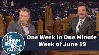 One Week in One Minute: Week of June 19