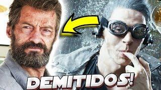 10 ATORES QUE FORAM DEMITIDOS DURANTE AS GRAVAÇÕES DOS FILMES