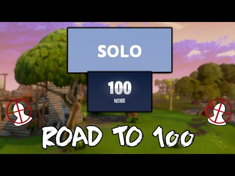 MY 100th SOLO WIN Headshot Only Very HARD
