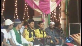 Mohsin Zafar Nizami Salman Zafar Nizami By Tere Aashiqon Ke Mehfil at Matka Peer Dargah 2015