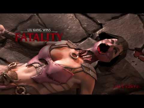 Xxx Mp4 MORTAL KOMBAT X Liu Kang Fatality HD 3gp Sex