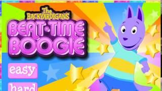 The Backyardigans - Beat Time Boogie (2009 Nick Jr. Flash Game)