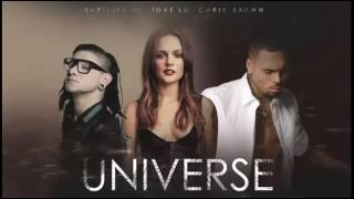 SKRILLEX FT. TOVE LO & CHRIS BROWN -