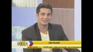 Ejay Falcon describes perfect girl on 'Ikaw Na!'