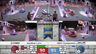 SF1M1   FIRST Championship   Hopper Subdivision