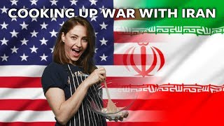 #ICYMI's recipe for war with Iran: Turn the pressure cooker to high & bring to the boil (VIDEO)