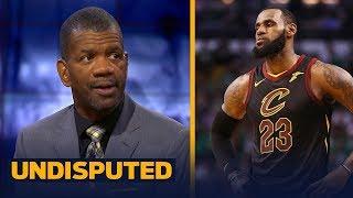 A series loss to 'Star-less Celtics' will tarnish LeBron's legacy | NBA | UNDISPUTED
