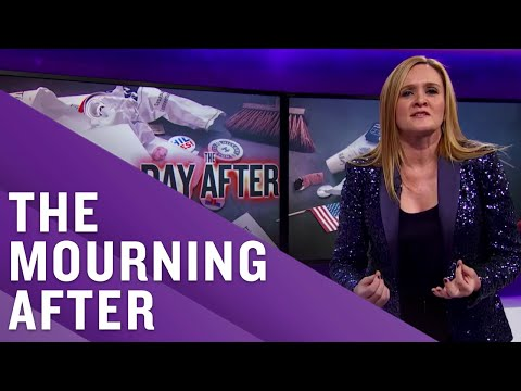 The Morning After Full Frontal with Samantha Bee TBS