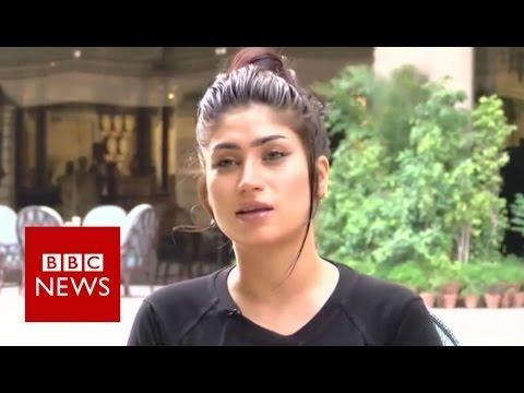 Xxx Mp4 Qandeel Baloch Pakistan39s Social Media Celebrity BBC News 3gp Sex