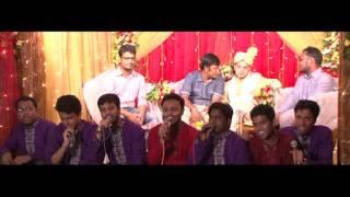 Iqbal's Wedding Song   Bangla song    আজ রুপালি চাদের সাথে