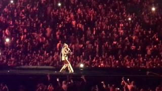 Beyoncé Performing at #TidalX1015 Part Two