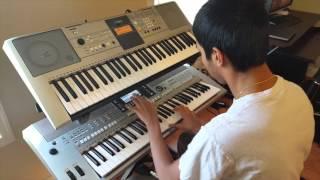 Bhor Bhaye Panghat Pe - instrumental by Jeet