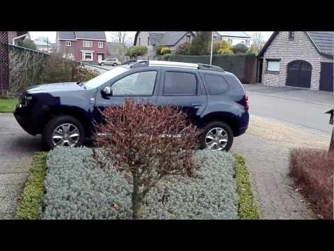 Dacia Duster 2017 Navy Blue Anniversary 2 1.6 16V 4x2