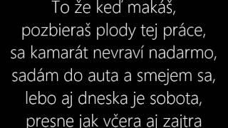 Pil C - Vidím jak ich jebe feat. Separ | LYRIC