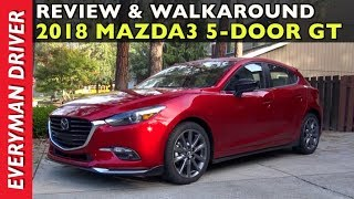 Review: 2018 Mazda3 5-Door on Everyman Driver
