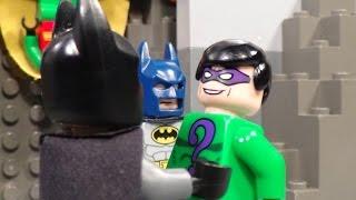 Lego Batman- Joker and Riddler Team Up