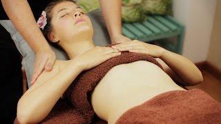 Monográfico de masaje balinés en Natura escuela de masaje