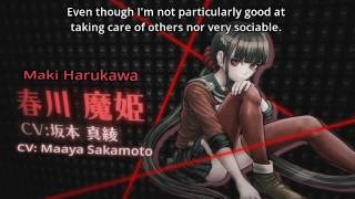 Dangan Ronpa V3 - Character Trailer 3 English Subbed