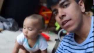 salman al muqtadir Crying ,funny , how to make a baby cry