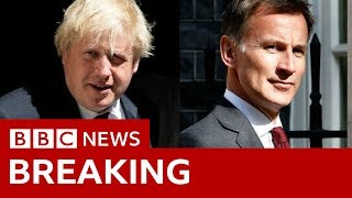 Race to become next UK prime minister down to final two - BBC News