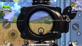 Pubg_2019_ #1 chicken  dinner last 5m gameplay by Gaming with Masti
