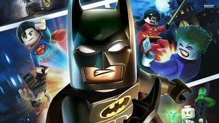 Lego DC Super Heroes Mighty Micros Batman Game Chase - Batman Chases Robin and Catwoman