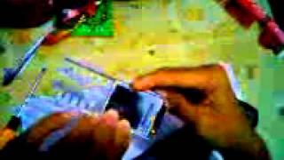 Disasembling & Assembling Nokia C1-01 Damage Phone