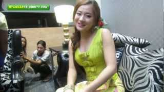 Behind the Scenes: TV Ads Making with Wutt Hmone Shwe Yi