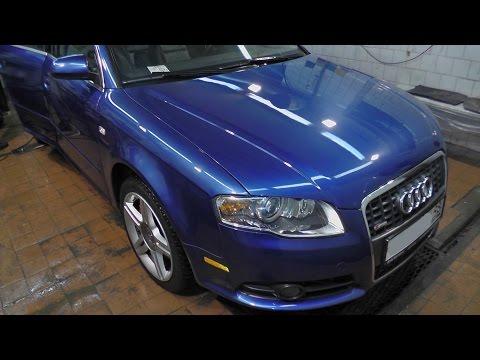 Выбираем б\у авто AUDI A4 B7 2.0t (бюджет 550-600тр)