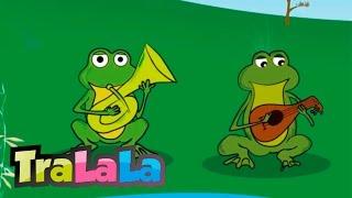 Oac, oac, diri-diri-dam (cu versuri) - Cântece pentru copii   TraLaLa