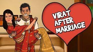 Virat Kohli After His Marriage With Anushka Sharma | Shudh Desi Endings