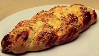 Gerçek Paskalya Çöreği Tarifi - Üzümlü Tatlı Örgü Çörek