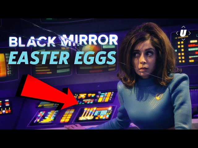 Every Easter Egg from Black Mirror Season 4