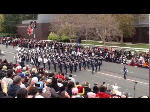 watch United States Air Force Total Force Band - 2017 Pasadena Rose Parade