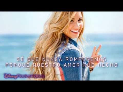 watch Demi Lovato - Made In The USA (letra español)