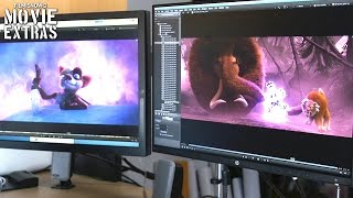 Go Behind the Scenes of Ice Age: Collision Course (2016)
